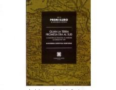 """Presentació del llibre """"Quan la terra promesa era al sud"""""""